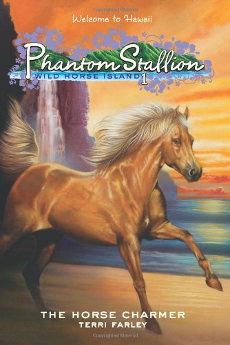 The Horse Charmer (Phantom Stallion: Wild Horse Island #1)