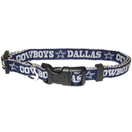 dallas cowboys dog collars
