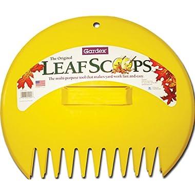 Gardex Leaf Scoops
