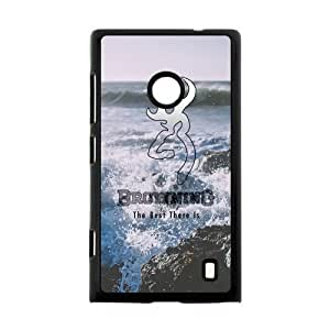 Canting_Good Browning Seaside scenery Custom Case shin for Nokia Lumia 520