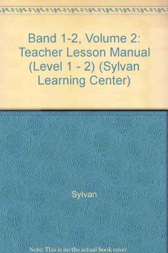 steck-vaughn-sylvan-learning-center-teacher-lesson-manual-level-1-2-band-1-2-volume-2-2005