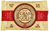 Grab The Gold Energy Snack Bars, Box of 6 Bars