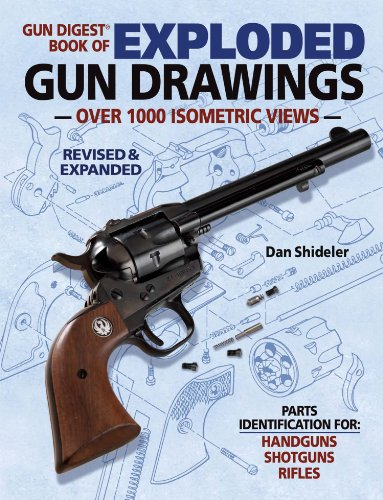 Exploded Gun Drawings Ebook