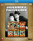 Laurel & Hardy Collection - 6-Disc Boxset ( The Flying Deuces / The Wizard of Oz / The Lucky Dog / The Tree in a Test Tube / The Stolen Jool [ Origine Finlandaise, Sans Langue Francaise ] (Blu-Ray)