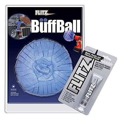 Flitz Buff Ball - Extra Large 7