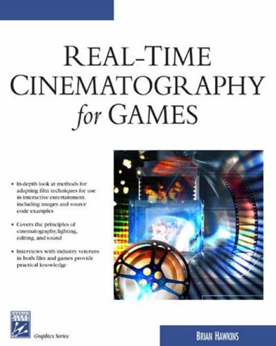 Real-Time Cinematography for Games-cover