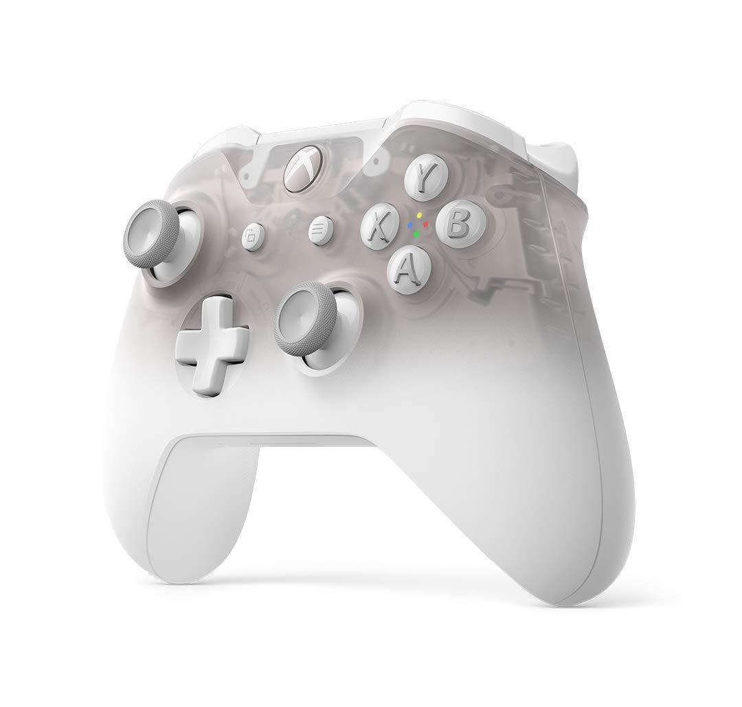 Xbox Phantom White Controller : xboxone