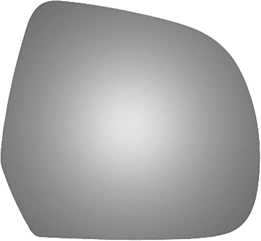 DEPO 315-5421L3CF Nissan Versa Sedan Driver Side Textured Manual Non-Heated Mirror with Cover
