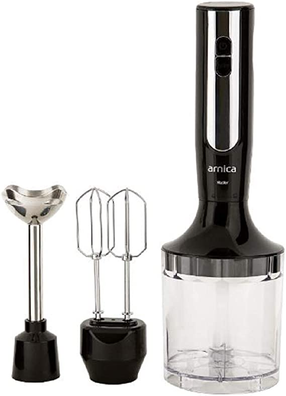 Arnica Master Cook 1100 W Blender Set Negro: Amazon.es: Bebé