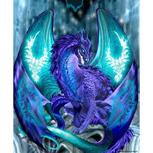 The 10 best diy diamond painting kit dragon