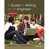A Guide to Writing as an Engineer 4E