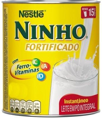 Price comparison product image Nestlé Ninho - Leite Ninho 360g Leite Em Pó Integral Instantâneo / Instant Dry Whole Milk