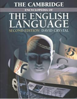 writing essays in english language and linguistics principles  the cambridge encyclopedia of the english language