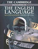 The Cambridge Encyclopedia of the English Language, David Crystal, 0521530334