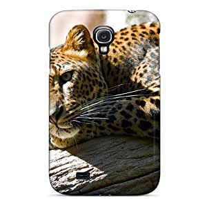 For DustinHVance Galaxy Protective Case, High Quality For Galaxy S4 Leopard Hq Skin Case Cover
