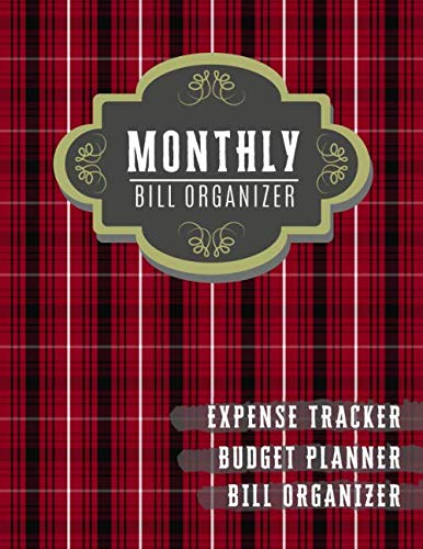 Monthly Bill Organizer: budget m...
