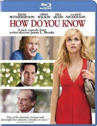How Do You Know [Blu-ray] by Sony Pictures Home Entertainment