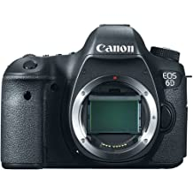 Canon EOS 6D Digital Camera (Body Only) - 8035B002