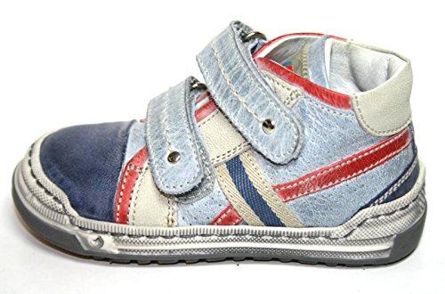Cherie , {Chaussures premiers pas pour bébé (garçon) Bleu Bleu