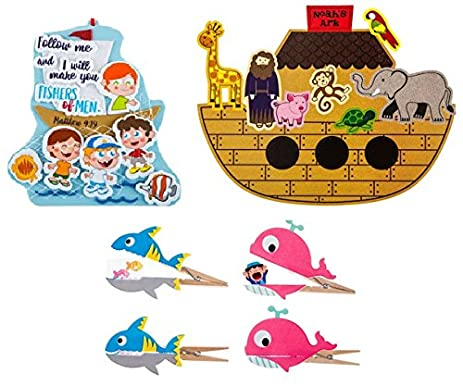 Amazon Com Bible Crafts For Kids Scripture Story Arts And Crafts