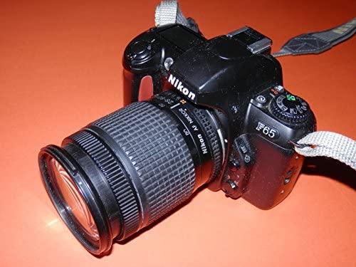 Nikon F 65 Cámara Réflex analógica, incluye objetivo Nikon AF ...