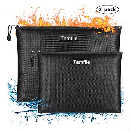 Fireproof Document Bags Waterproof