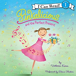 Pinkalicious and the Perfect Present Audiobook