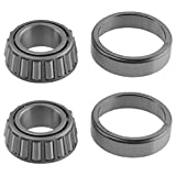 Front Outer Wheel Bearing Set of 2 for Ford Mercedes Jaguar A12 Brand