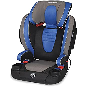 Amazon Com Recaro Performance Booster High Back Booster