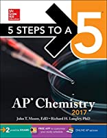5 Steps to a 5: AP Chemistry 2017 Edition Front Cover