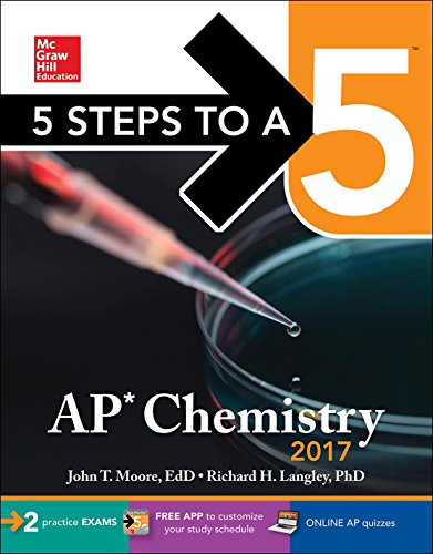 5 Steps to a 5: AP Chemistry 2017 cover