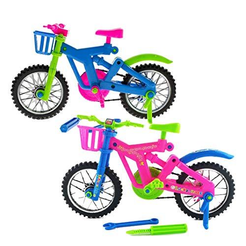 [해외]liuqingwind DIY Assembly Plastic BicycleLovely Simulation Bike DIY Assembly Plastic Bicycle Children Intelligent Toy - Random Color / liuqingwind DIY Assembly Plastic Bicycle,Lovely Simulation Bike DIY Assembly Plastic Bicycle Chil...