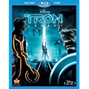 Tron: Legacy (Two-Disc Blu-ray/DVD Combo)