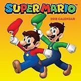 Books : Super Mario™ 2018 Wall Calendar