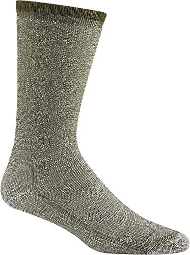 Wigwam Merino Comfort Hiker 2-Pack S2322 Sock, Olive - Medium
