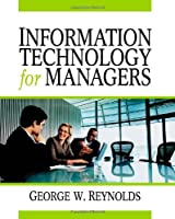 Information Technology for Managers Front Cover
