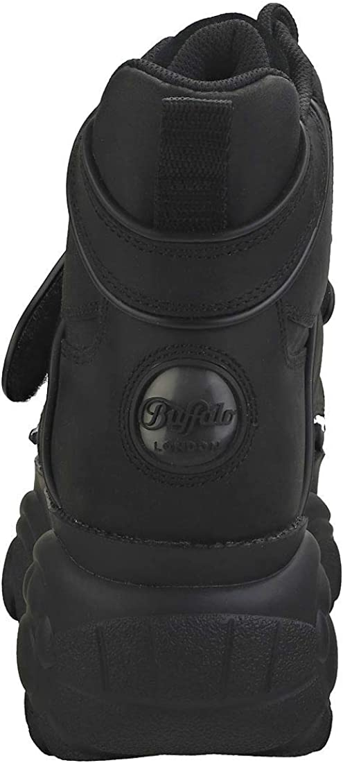 Buffalo Womens Classics 2.0 Texas Oil Leather Boots