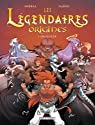 Les Légendaires - Origines, tome 3 : Gryfenfer par Sobral