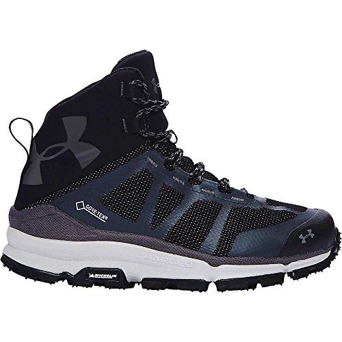 Under Armour UA Verge Mid GTX Boot - Womens Black / Elemental / Graphite CfsGmk0Yyi