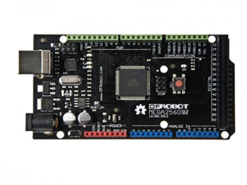 Dfrobot Mega 2560 V3.0 (Arduino Mega 2560 R3 Compatible)/It Contains Everything Needed To Support The Microcontroller DF/110071