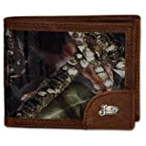 Justin Mossy Oak Breakup Slim Bi-fold Wallet
