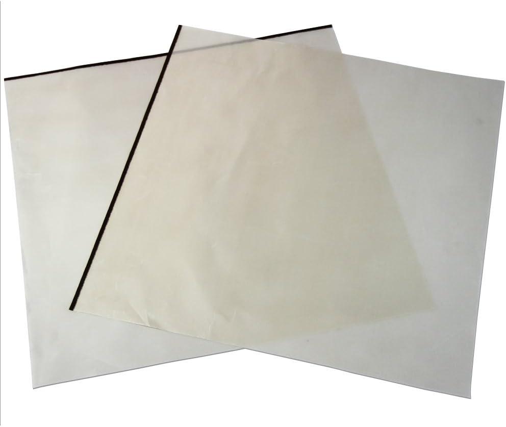 PixMax - 2 Láminas de Teflón para Prensa Térmica para Sublimación