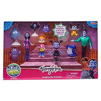 Vampirina Just Play Fangtastic Friends Set Toy Activity Roleplay 1