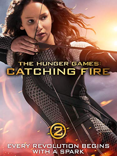 The Hunger Games: Catching Fire (4K UHD) (Hunger Games Video Game)