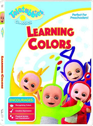 Teletubbies Classics: Colors 1 (DVD)