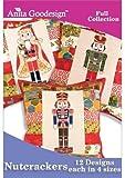 Anita Goodesign ~ Nutcrackers ~ Embroidery Designs