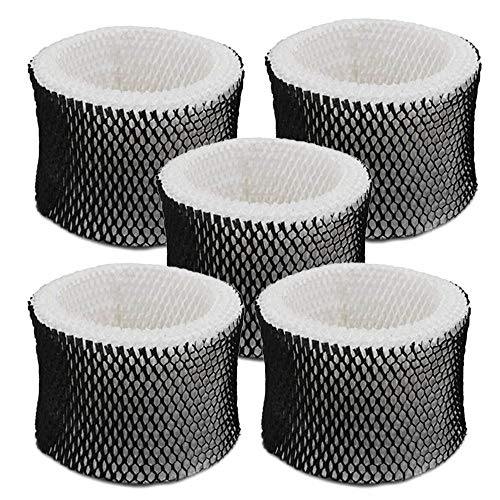 HWF64 humidifier filter – 5 pack replacement Humidifier wick filters for Holmes HWF64,Sunbeam and Bionaire Humidifiers Requiring Filter B