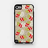ipod touch 5 french fries cases - for iPod Touch Gen 5 - French Fries - Fries - Chips - Fast Food - Pattern