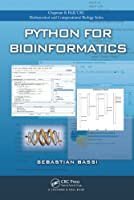 Python for Bioinformatics Front Cover