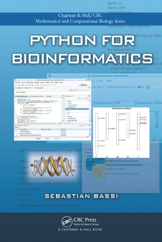 Python for Bioinformatics by Sebastian Bassi, Publisher : Chapman and Hall/CRC